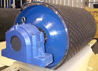 Mine Duty Pulleys from WILATT CONVEYORS INC.