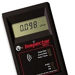The Inspector Alert™ measures alpha, beta, gamma and x-radiation