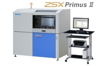 ZSX Primus II Tube-Above Wavelength Dispersive X-Ray Fluorescence Spectrometer