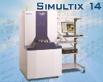 Simultix 14 Simultaneous Wavelength Dispersive X-Ray Fluorescence Spectrometer