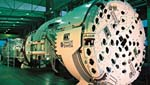 Gripper Tunnel Boring Machine from Herrenknecht AG