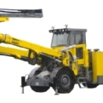 Boomer E1 C-DH: Diesel-Hydraulic Face Drilling Rig from Atlas Copco