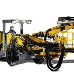 Boomer L2 D Face Drilling Rig from Atlas Copco