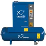 QGS 5-15 hp Belt Drive Compressors from Quincy Compressor