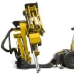 Long-Hole Drilling Rig Simba M6 C from Atlas Copco