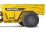 20 Tonne Underground Mine truck - The MT 2010 by Atlas Copco