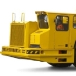 Minetruck MT6020 from Atlas Copco
