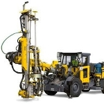 Diesel Hydraulic Rock Bolting Rig - Boltec LC-DH from Atlas Copco