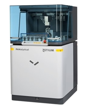 Minerals edition of Zetium from PANalytical