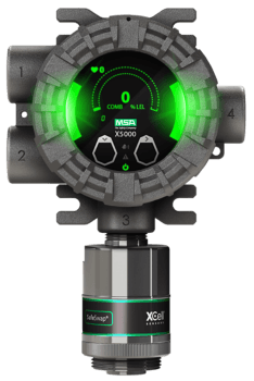 Gas Monitor: ULTIMA® X5000 from MSA