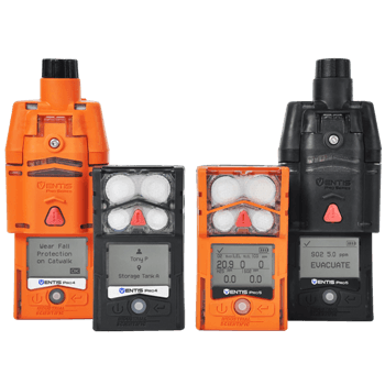 Multiple Gas Detection Instruments