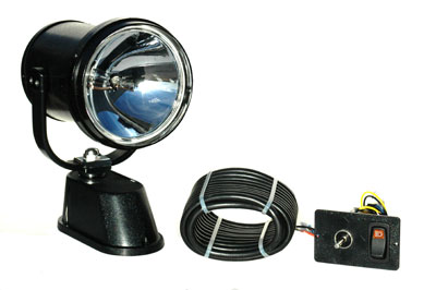 Remote Control Spotlight Flood Light From Larson Electronics Magnalight Quote Rfq Price And