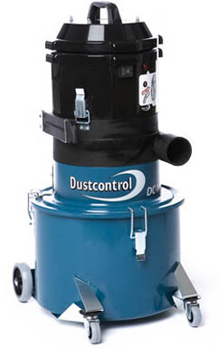 DC 1800 Dust control from Dustcontrol AB