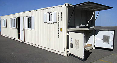 Portable Building from Global Portable Buildings, Inc