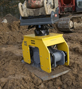 HC-Hydraulic Compactors from Atlas Copco