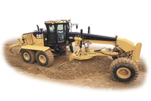 16M Motor Grader from Caterpillar
