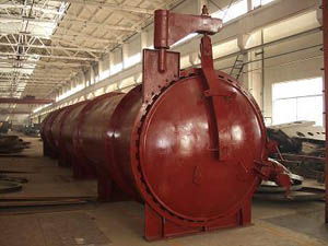 Autoclave Reactor Boiler From Henan Hongji Mining Machinery Co Ltd