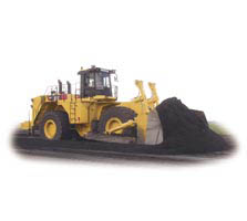 854K Wheel Dozer from Caterpillar