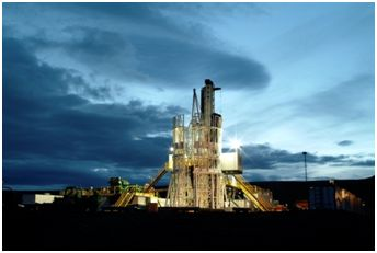 Hh 200 Hydraulic Rotary Drilling Rig From Iceland Drilling
