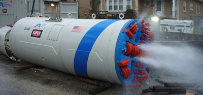 Microtunneling machine from Akkerman Inc  : Quote, RFQ, Price and Buy
