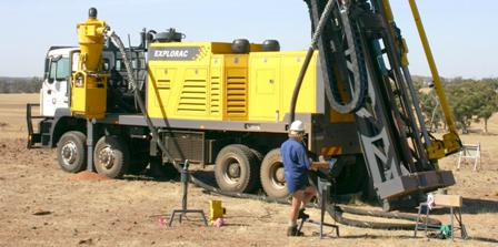 220rc Surface Drilling Rig From Orlando Drilling Quote