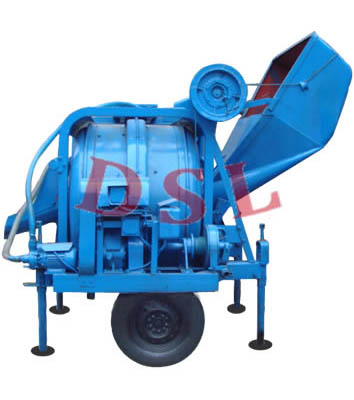 Bygge-og Mining Machine-Beton Mixer fra Fuzhou Dig Sword Land Machine Co, Ltd