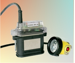 Mining Cap Lamp Smartlight-05 from Elektrometal S.A.