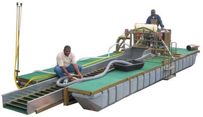 8040 gold and gem dredge from keene engineering inc