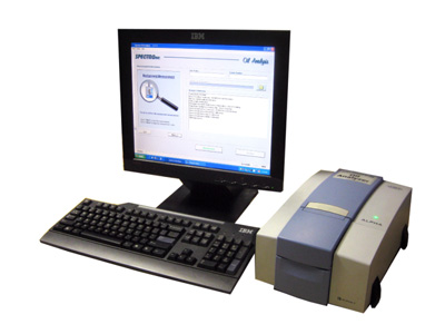 SpectroFTIR Alpha Q410 Oil Analyzer