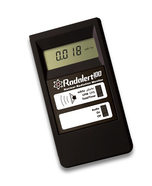 Radiation Detection Instrument - Radalert 100™ from International