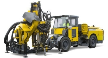 Atlas Copco Simba L6 C Long-Hole Drilling Rig