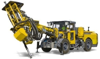 Long-Hole Drilling Rig Simba M7 C from Atlas Copco