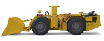 Scooptram ST2D Underground Loader by Atlas Copco