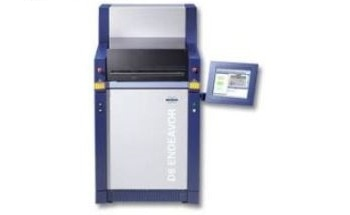 High Throughput XRD System from Bruker – the D8 ENDEAVOR