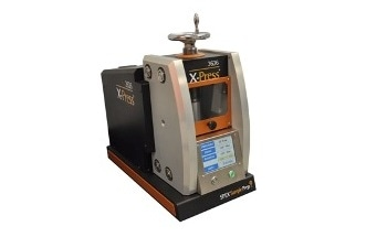 Hydraulic Laboratory Pellet Press: 3636 X-Press®