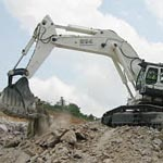 R 984 C Litronic excavator from Liebherr Group