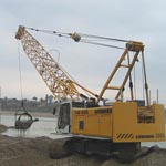 HS 825 HD Litronic cranes from Liebherr