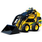 S600 Skid Steer Loaders from VERMEER