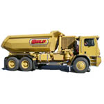 T1244 underground Mine Truck from Powertrans Pty Ltd