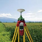 SR20 GPS Receiver from Leica Geosystems