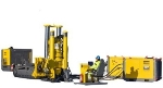 Robbins 73-Series Raiseboring Machine From Atlas Copco