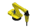 RB300 XD: Extreme Duty Pedestal Boom by Atlas Copco