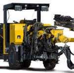 Boomer S1 D Face Drilling Rig from Atlas Copco