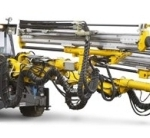 Boomer M2 D Face Drilling Rig from Atlas Copco