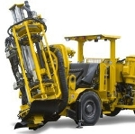 Long-Hole Drilling Rig Simba 364 by Atlas Copco