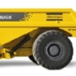 MT5020 Underground Truck by Atlas Copco