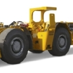 Scooptram ST3.5 Underground Mine Loader by Atlas Copco