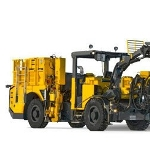 Boltec MD – Rock Bolting Rig from Atlas Copco