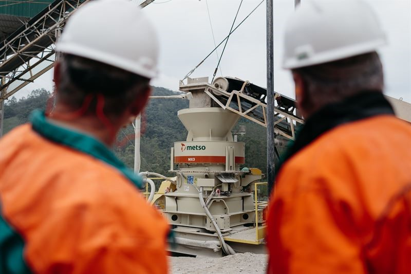 Metso to Introduce Its Latest Innovations for the Aggregates Industry at CONEXPO-CON/AGG 2020