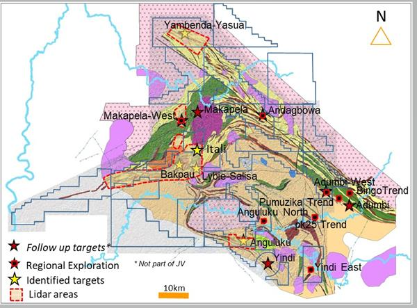Loncor Resources Provides Exploration Activity Update on Ngayu Greenstone Belt